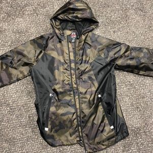 Other - One Point One Windbreaker Camo